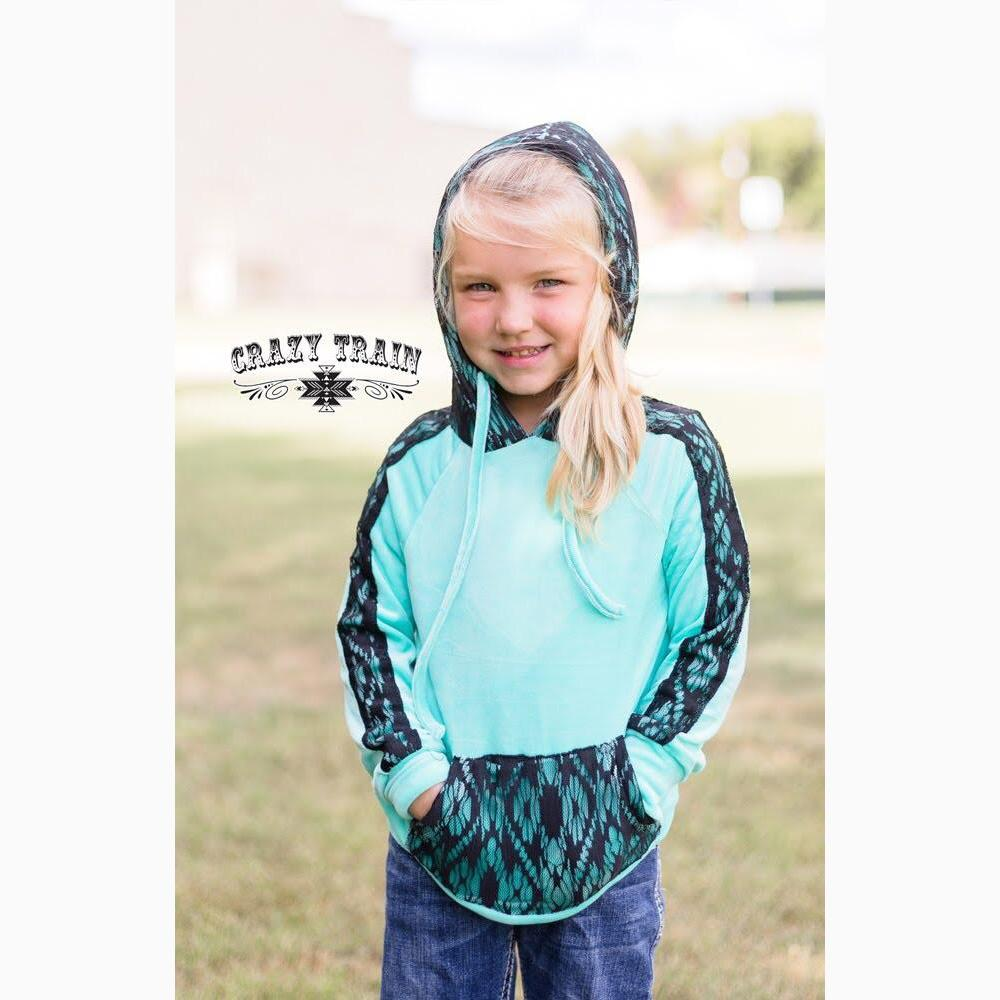 Lacey Lou Hoodie - Sister Tribe Boutique