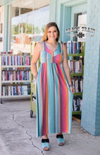Load image into Gallery viewer, Margarita Maxi Dress - Sister Tribe Boutique