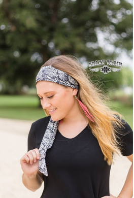 Python Head Scarf - Sister Tribe Boutique