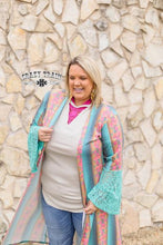 Load image into Gallery viewer, Vera Cruz Duster - Sister Tribe Boutique