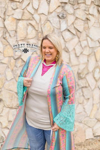 Vera Cruz Duster - Sister Tribe Boutique