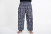 Elephant Deva Tall Harem Pants in Navy