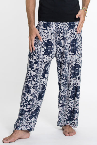 Elephant Orchard Tall Harem Pants in White