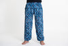 Petit Elephant Tall Harem Pants in Blue