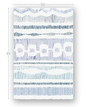 Load image into Gallery viewer, Rebozo - Powder Blue
