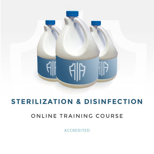 Sterilization and Disinfection Training - Aesthetics Accreditation International