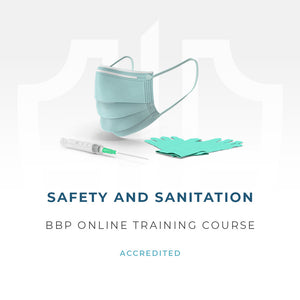 Bloodborne Pathogen Certification Course - Aesthetics Accreditation International