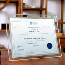 Cargar imagen en el visor de la galería, Bloodborne Pathogen Certification Course - Aesthetics Accreditation International