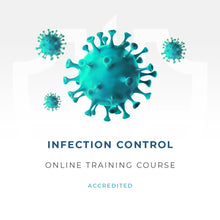 Load image into Gallery viewer, Infection Control & Prevention Certification Course - Aesthetics Accreditation International