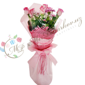 "Bouquet ""Pink Dream"""