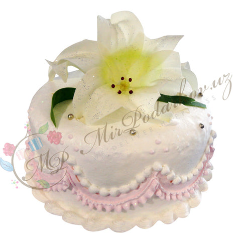 "Cake ""Sweet Lily"""