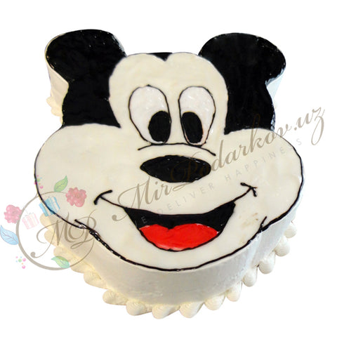 "Cake ""Mickey Mouse"""