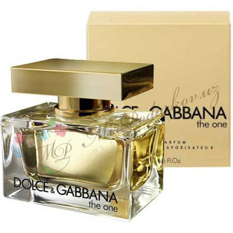 "Dolce&Gabanna ""The One"" for Women"