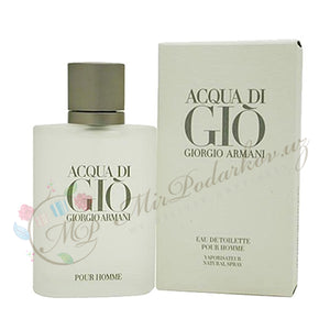 "Georgio Armani ""Acqua di Gio"" for Men"