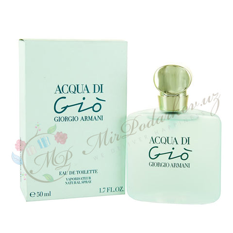 "Georgio Armani ""Acqua di Gio"" for Women"