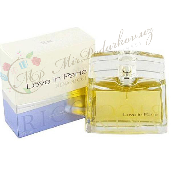 "Nina Ricci ""Love in Paris"" for Women"