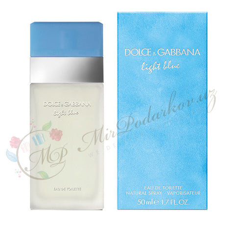 "Dolce & Gabanna ""Light Blue"" for Women"