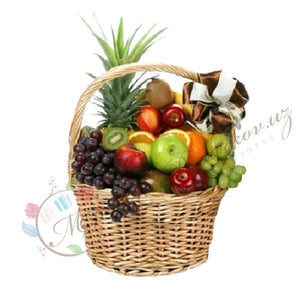 "Fruit Basket ""Brightness of colors"""
