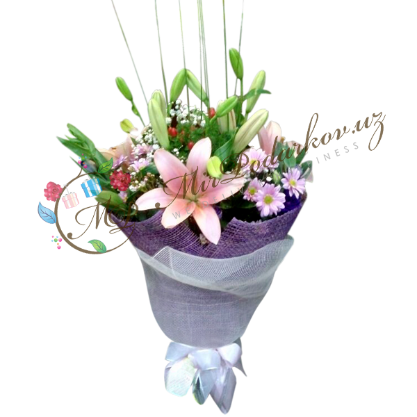 "Bouquet ""Magic Lily"""