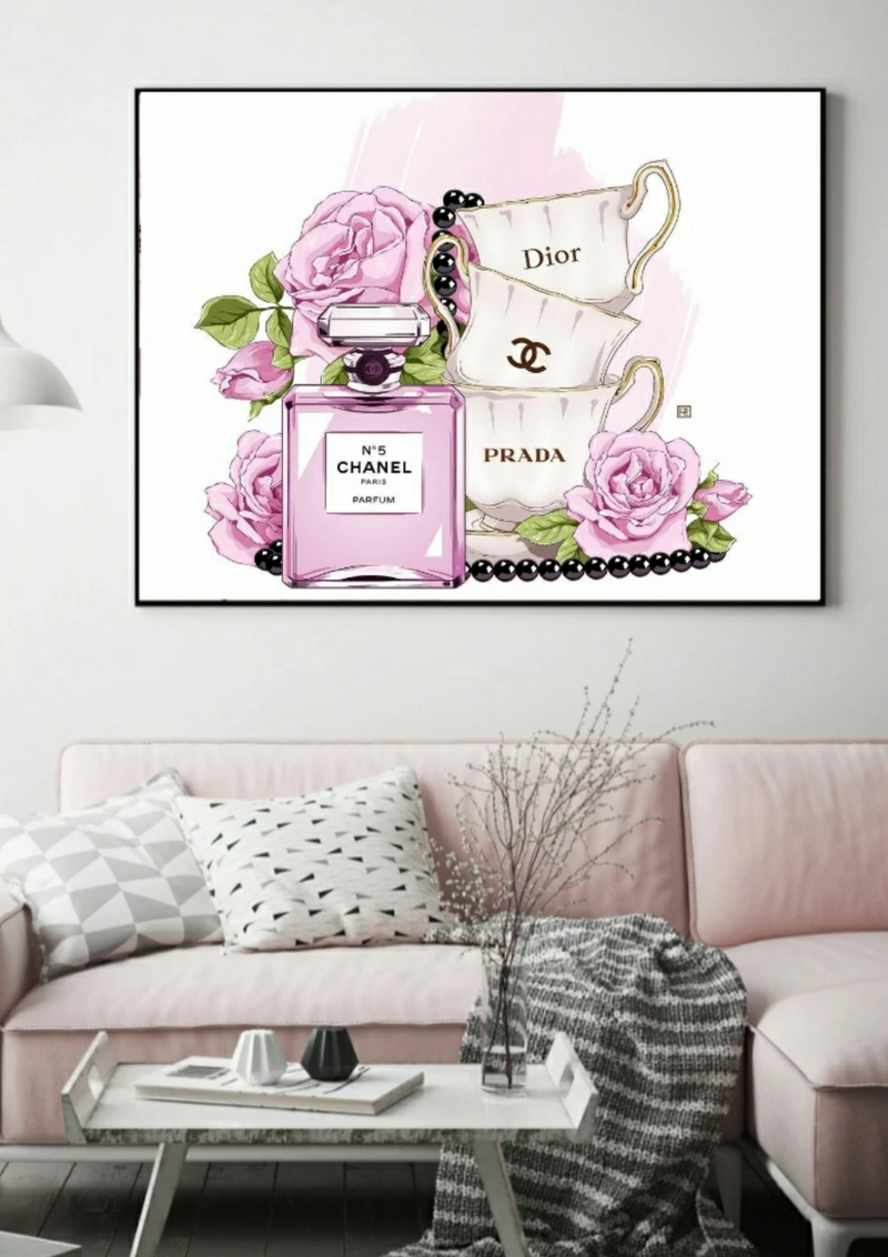 Chanel Tea Time