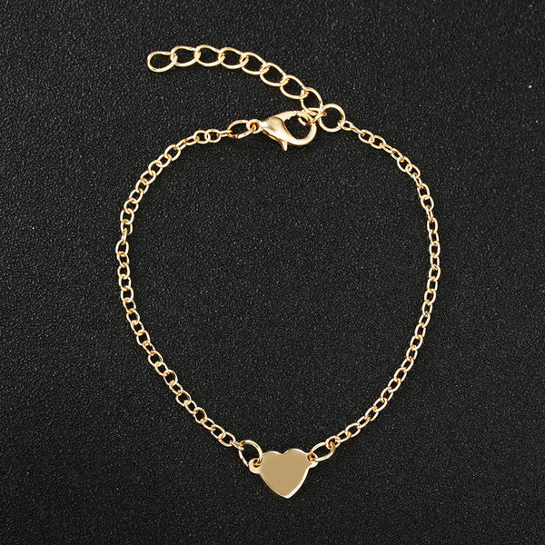 Minimalist Sexy Heart-shaped Bracelet