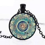 Mandala Vintage Necklace