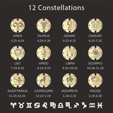 2 Constellation Bracelets