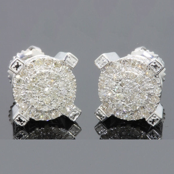 Luxury Rhinestone Crystal Stud & Bling Earrings
