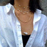 Bohemian Multi-layered Choker Necklaces