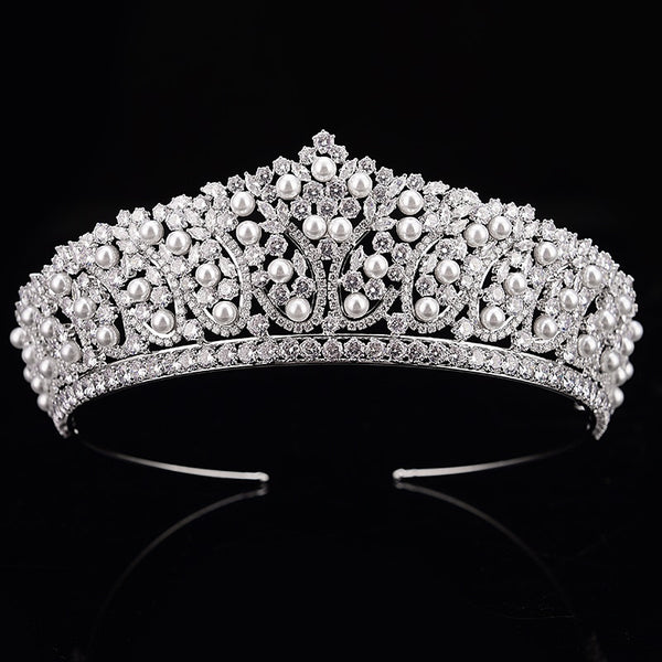 Luxury Zircon Made Crown