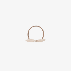 Quincy Mae Little Knot Headband in Pebble
