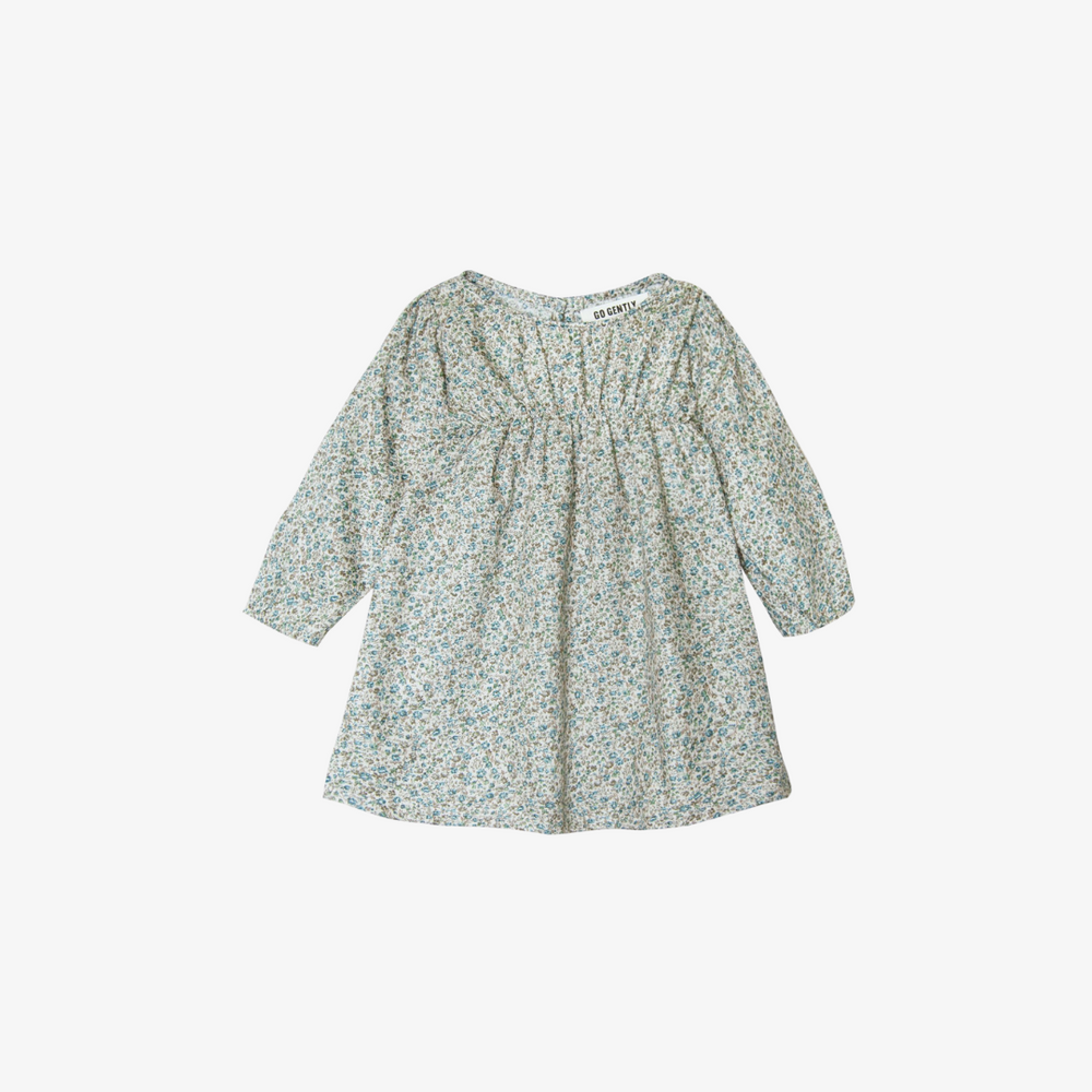 Little Woven Dress in Floral