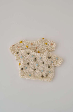 Cozymoss Popcorn Sweater