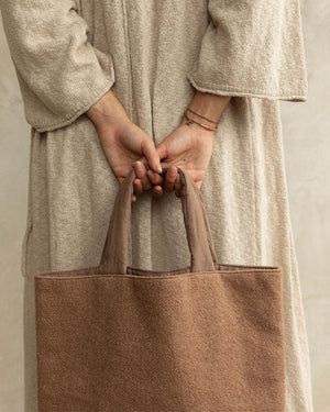 Monk & Anna Baya Wool Shopper