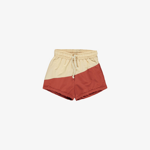 Boys Board Shorts in Sorbet