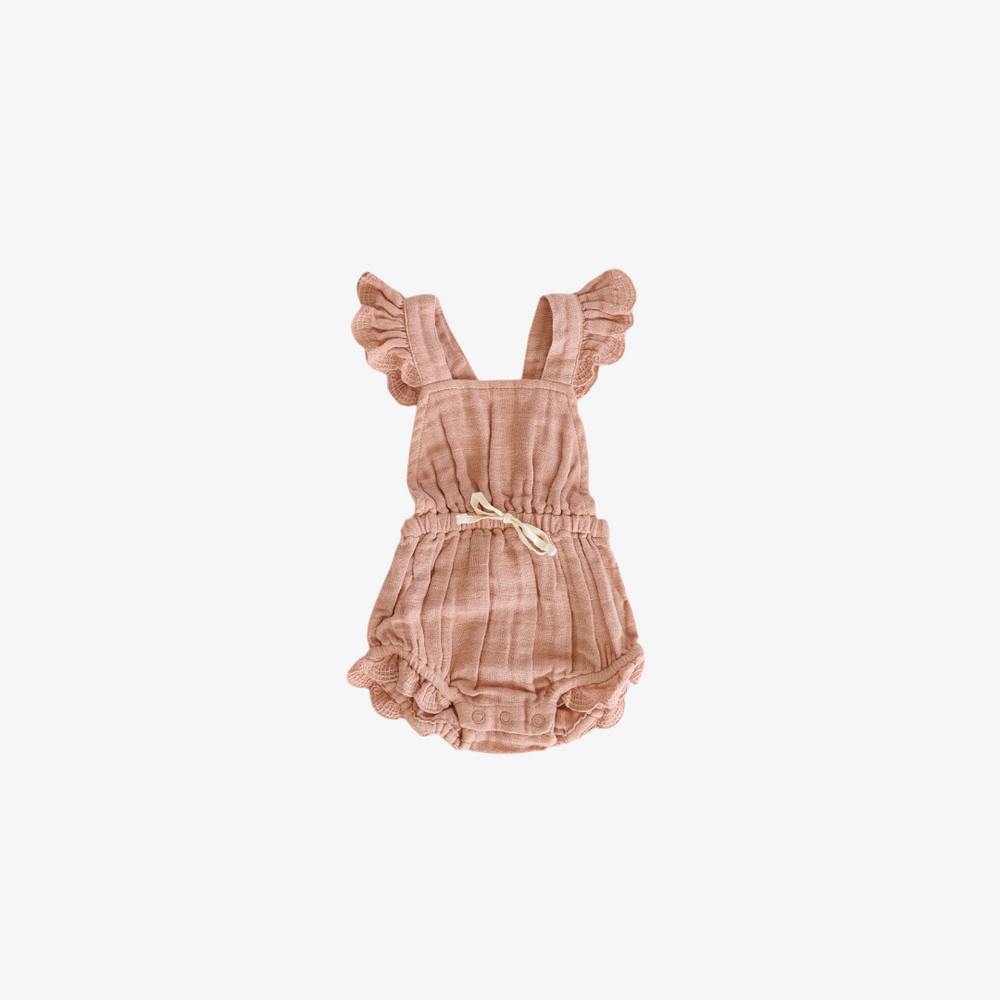Indie Playsuit in Sunset