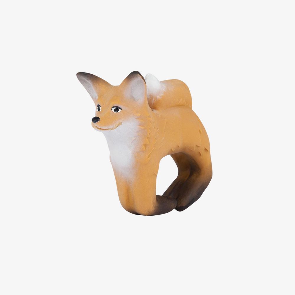 Natural Rubber Rob the Fox Bracelet
