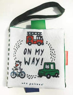 Wee Gallery Stroller Books: On My Way! A Wee World Full of Vehicles