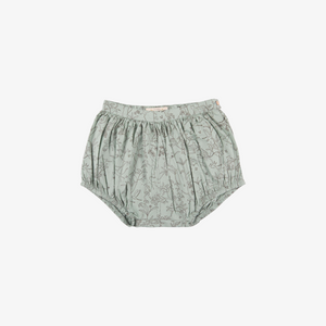 Under the Canopy Organic Woven Pima Shorts in Jadeite