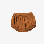 Under the Canopy Organic Woven Pima Shorts in Glazed Ginger