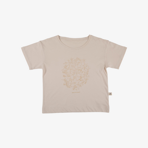 Under the Canopy Organic Pima T-shirt in Pink Tint