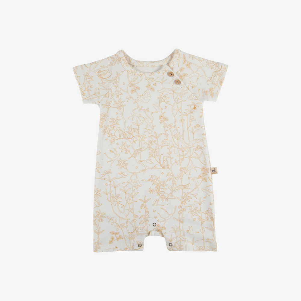 Under the Canopy Organic Pima Jumpsuit in Eco-White