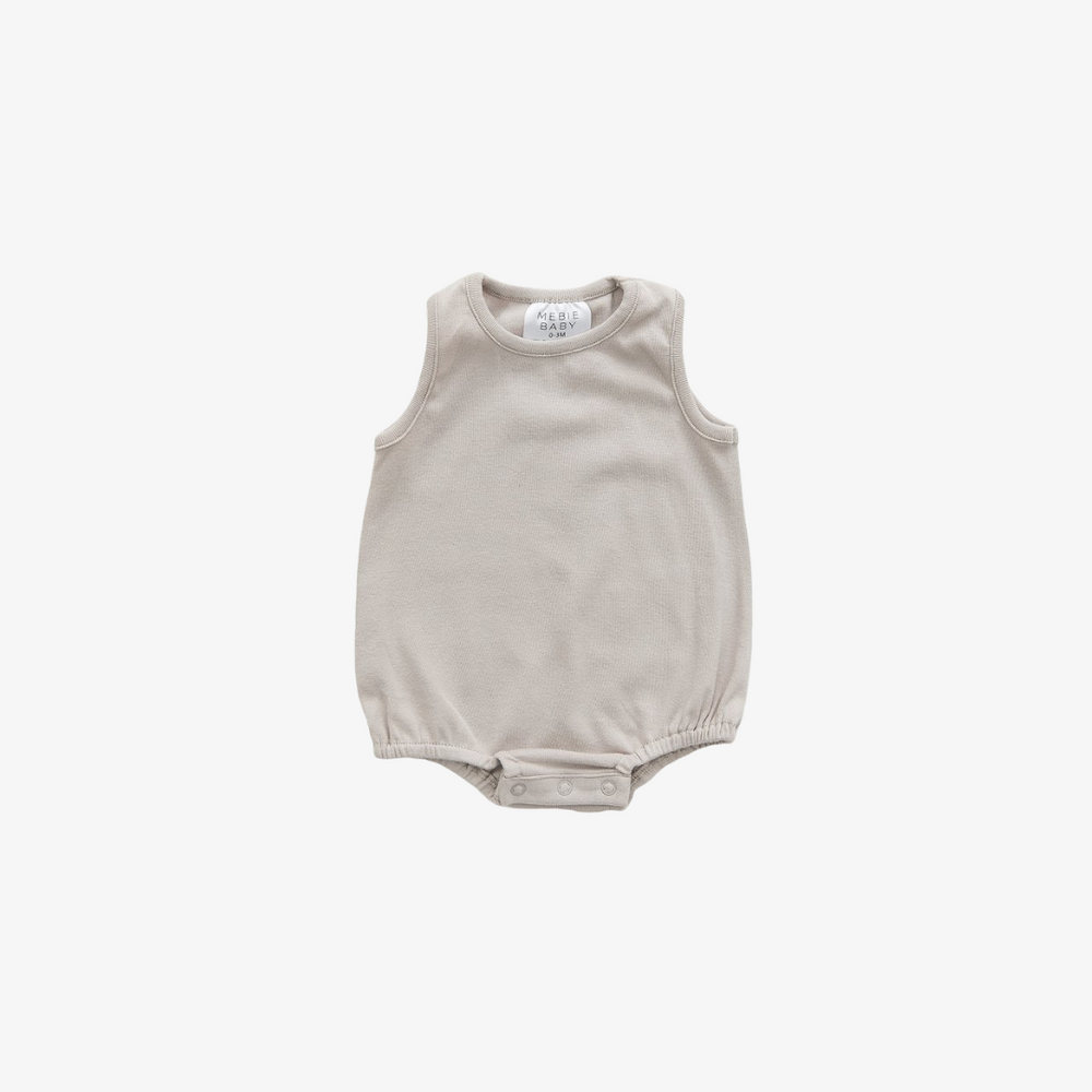 Ash Cotton Bubble Romper