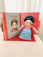 Little People Big Dreams Frida Kahlo Doll and Book Set