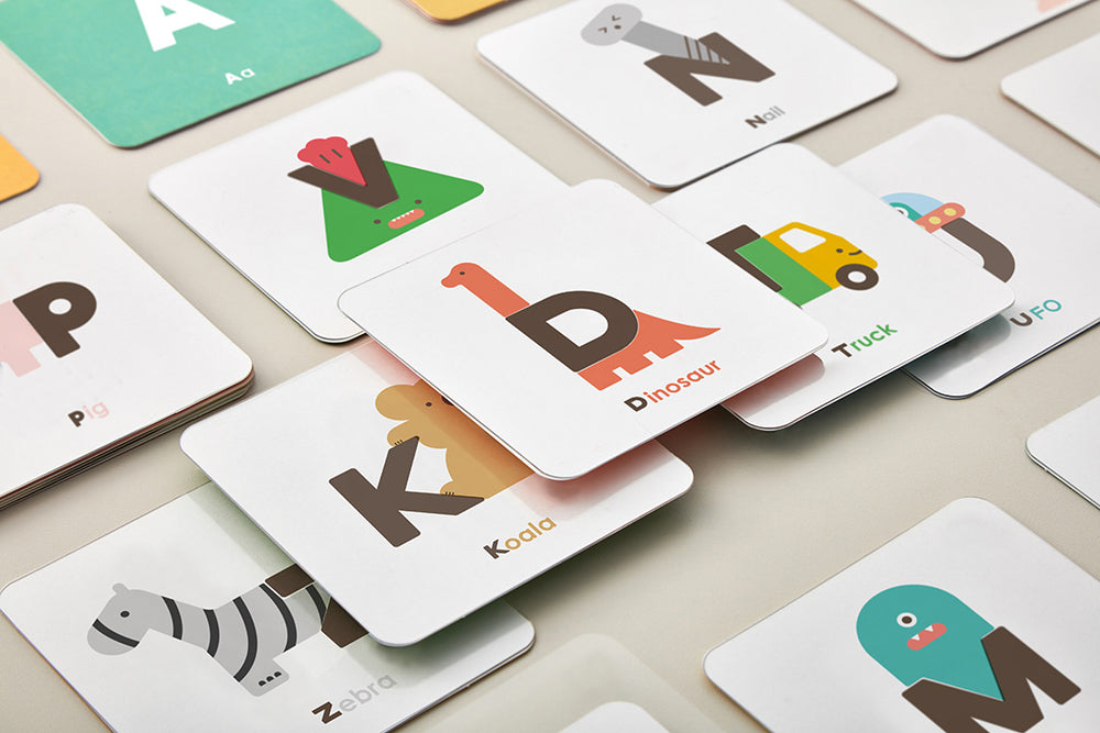 Alphabet and Character Cards