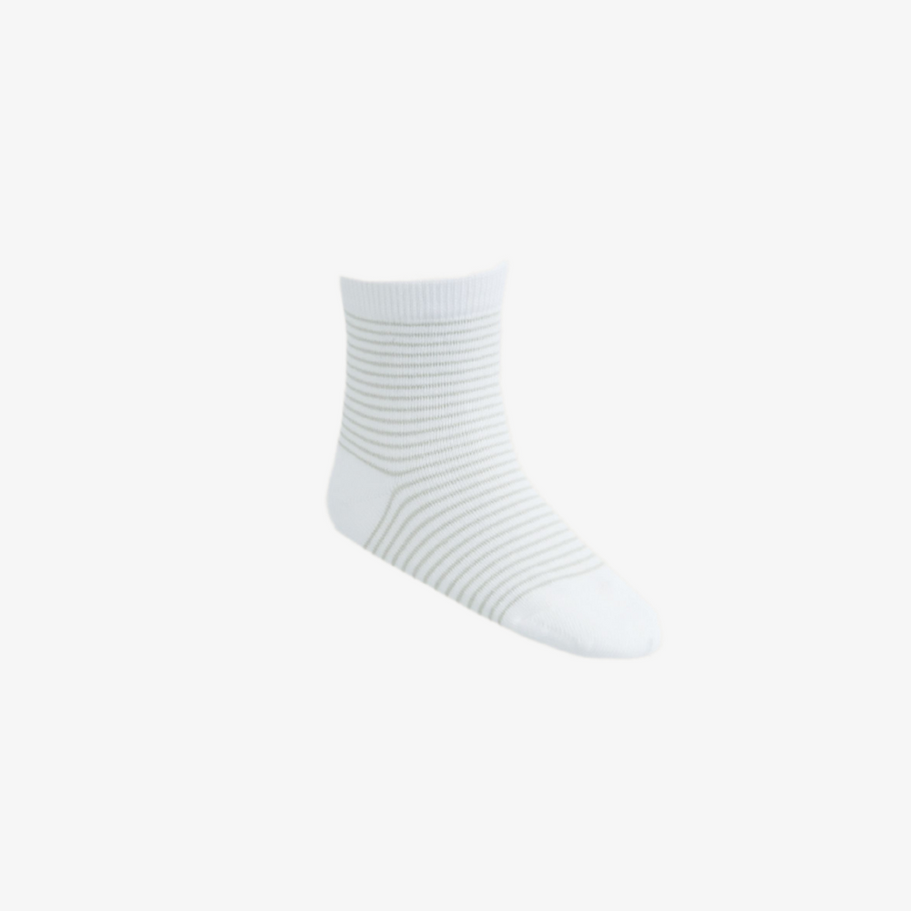 Stripe Sock in Alfalfa