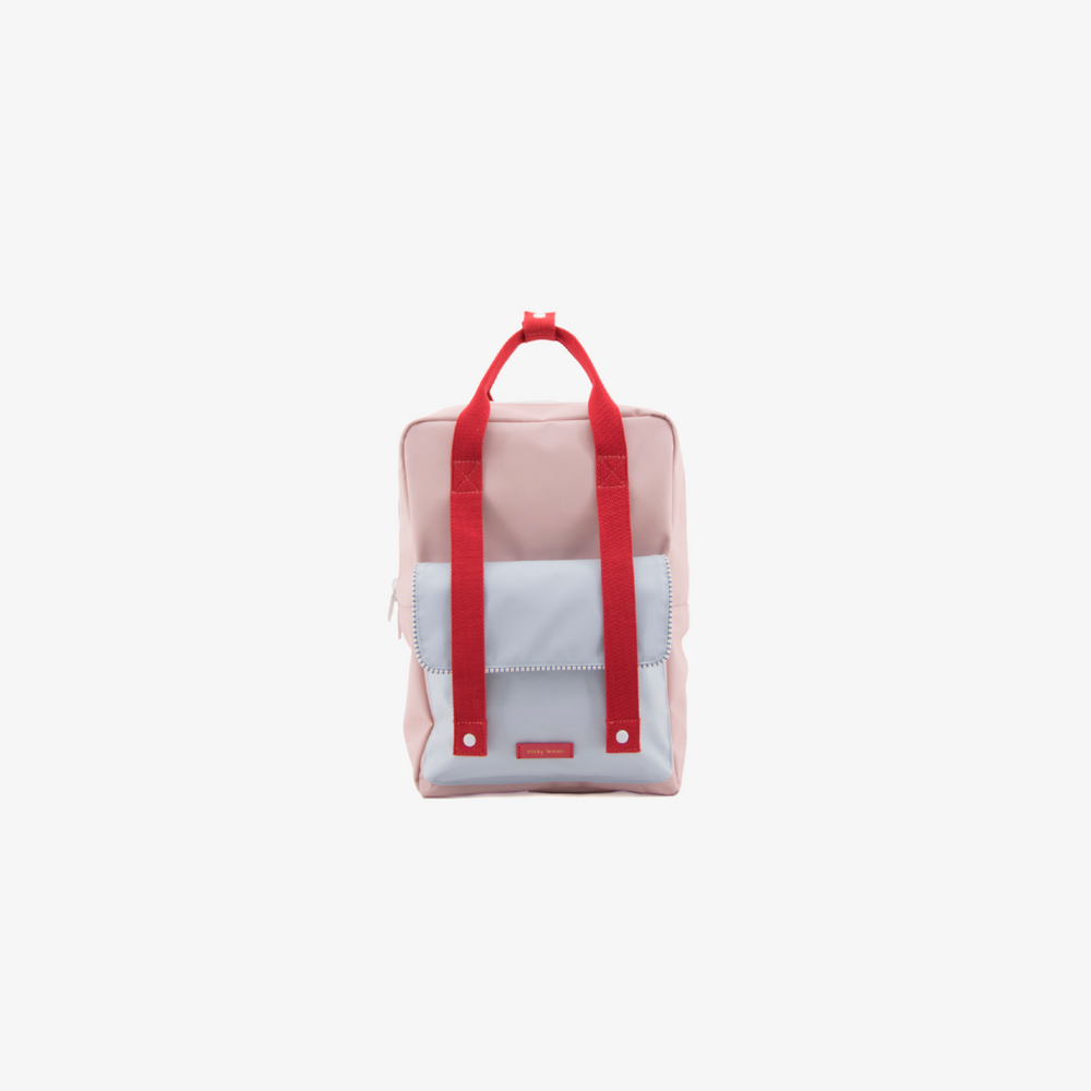 Sticky Lemon Big Kid Backpack Envelope Deluxe | Mendl's Pink