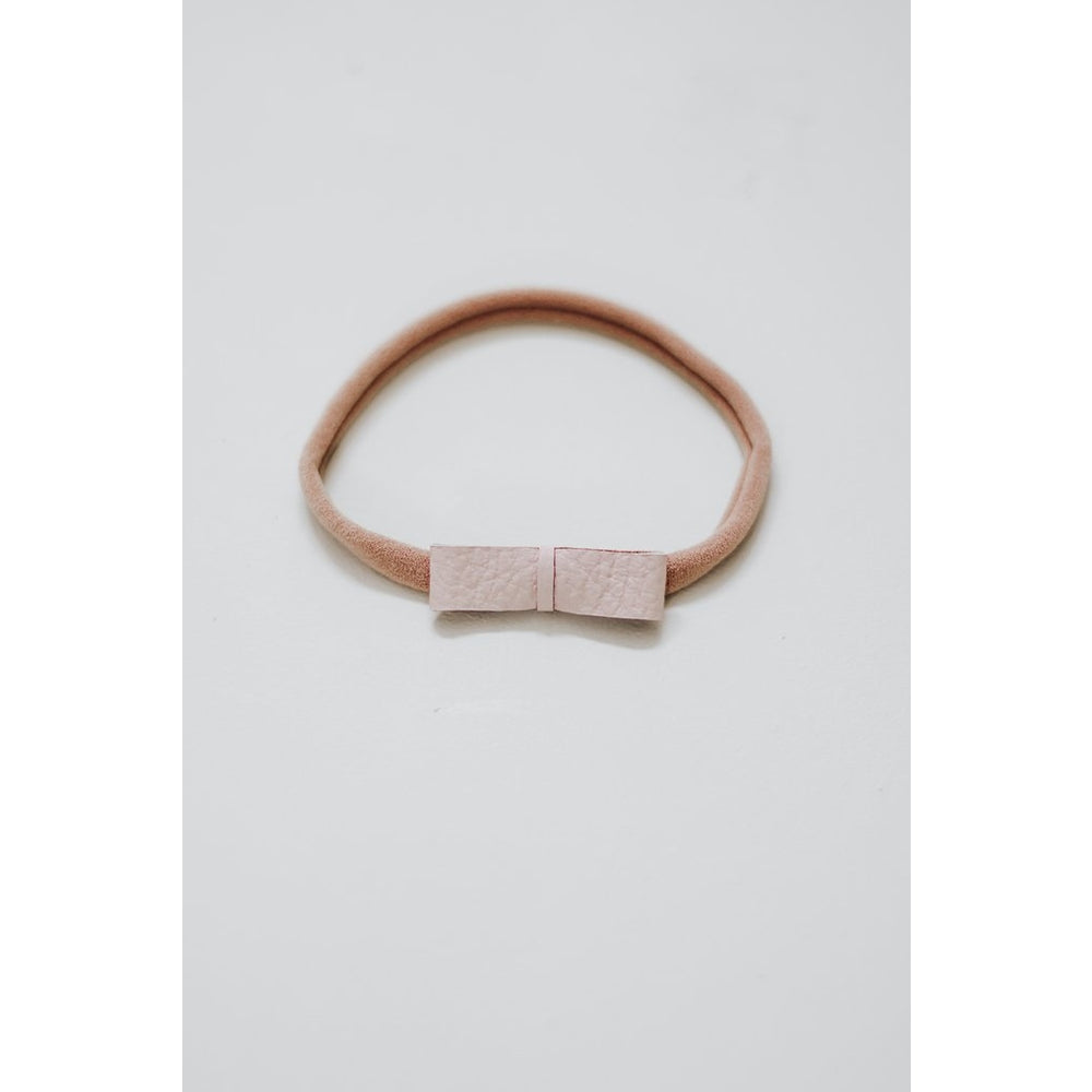 Blake Leather Headband