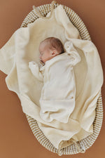 Layette Ribbed Sack