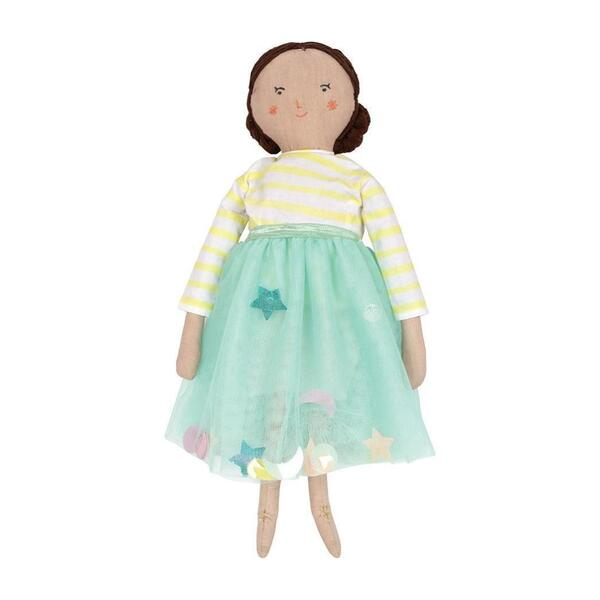 Meri Meri Lila Fabric Doll